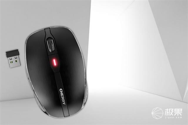 Cherry发布新一代无线鼠标:一鼠两用玻璃表面也可以
