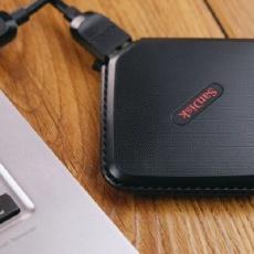 快速传输还能自加密,硬盘中的性能小野兽 — 闪迪至尊极速500型固态移动硬盘