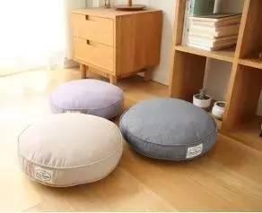 Homix棉质帆布靠垫