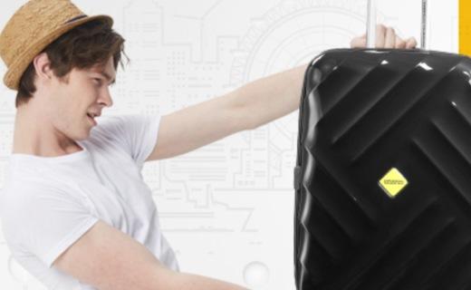美旅DULUTH系列拉杆箱 :ABS材质轻质耐用,大容量款轻松出行