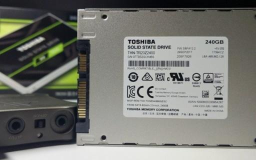 第一次体验到5秒开机有多爽,东芝TR200固态硬盘测评