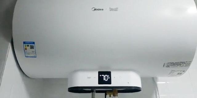 更加懂你的熱水神器,美的V3云朵電熱水器
