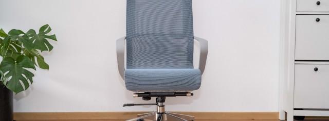 伏案而坐:西昊M60人体工程学电脑椅