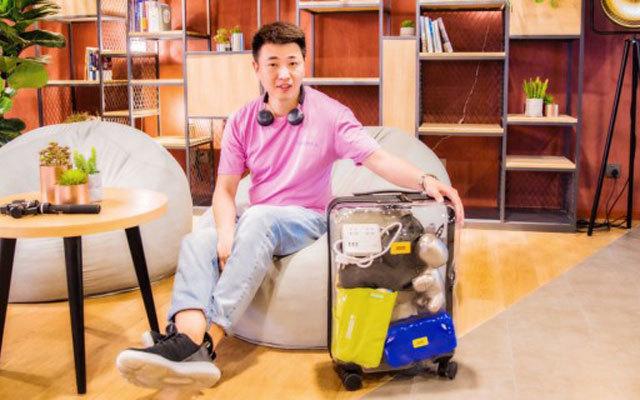 街头潮流新品,旅行出国利器,Crash Baggage行李箱体验