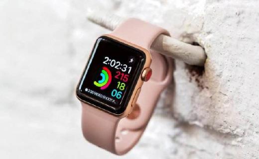 苹果Series 3智能手表:独立蜂窝数据网络,不拿手机也能接打电话