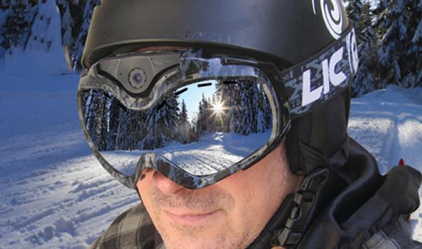 Liquid Image 338 运动摄像眼镜 首发试用