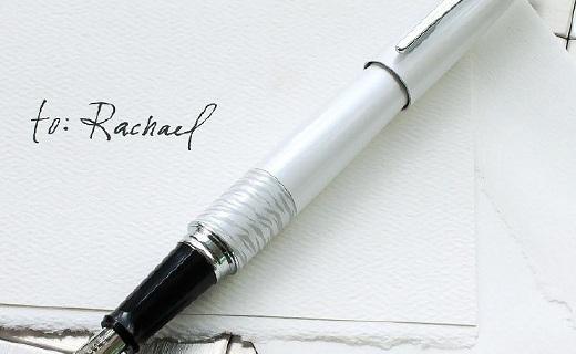 百乐MR动物系列钢笔:黄铜笔身坚固防摔,笔尖平整书写流畅