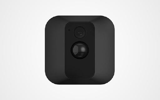 能夜视能防水的安防摄像头,2节电池能用2年