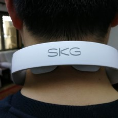 呵护颈椎,SKG按摩仪——你的专属按摩师!