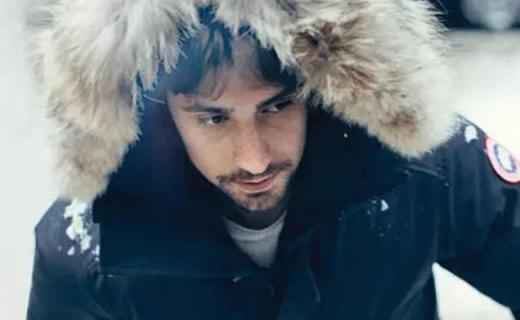 加拿大鹅羽绒服:普京大帝同款,四级防寒超强保暖