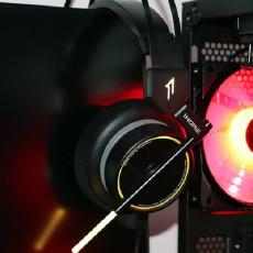 虚拟7.1音箱搭配50mm石墨烯喇叭单元,万魔Spearhead耳机测评