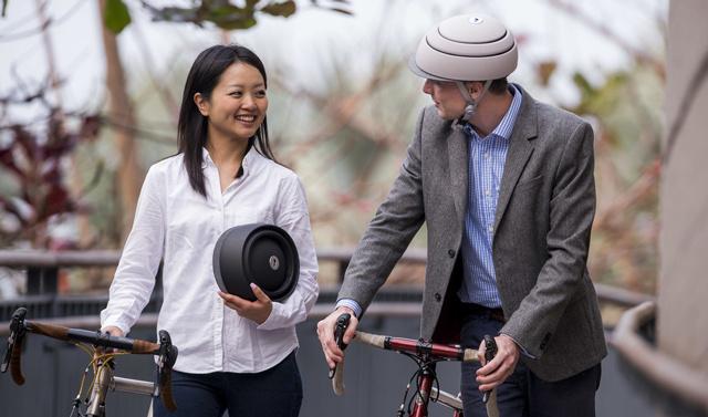 Closca Fuga 折叠骑行头盔 首发试用