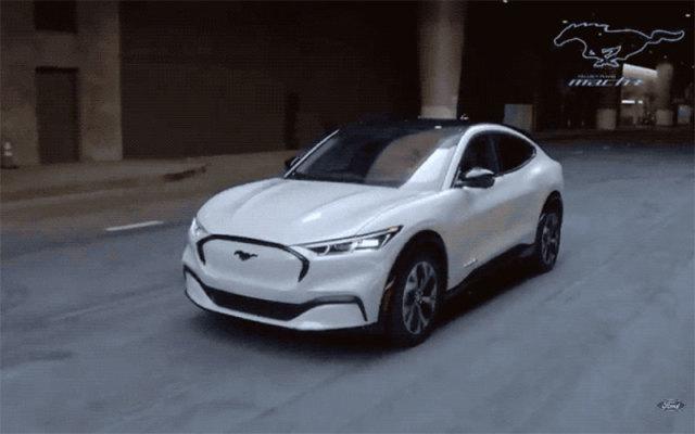 智东西晚报:北京5G用户数已超4万户 福特发首款纯电SUV Mustang Mach-E