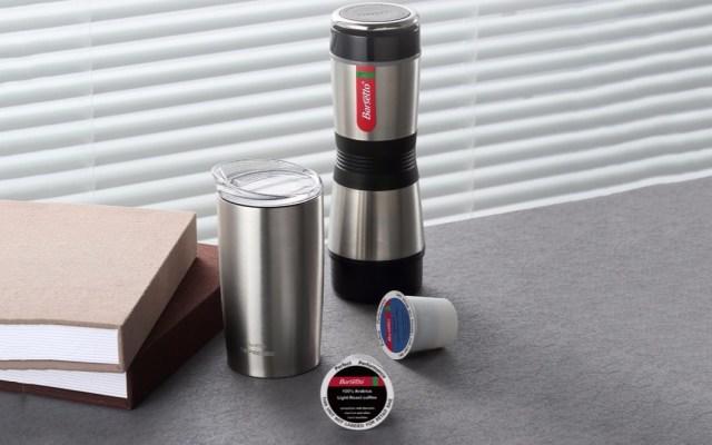 Barsetto Tripresso CA 便携美式咖啡机