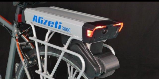 这个装置能让你的小黄车秒变电动车,即装即用续航超60公里