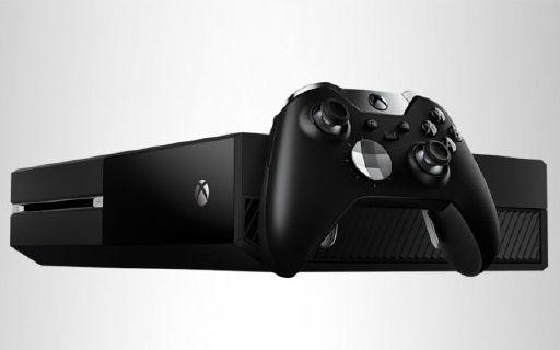 微软 Xbox One Elite 1TB 精英版套装全新个性化手柄,信仰再次充值