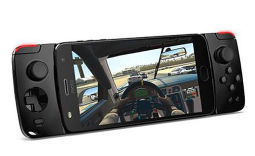Moto发布游戏手柄模块,手机秒变掌机
