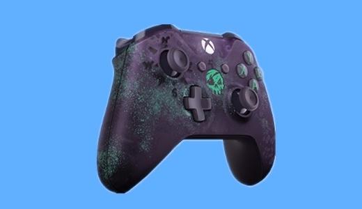 539元!微软Xbox《盗贼之海》紫色限量版手柄发售