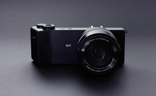 适马DP3 Quattro相机:人像拍摄利器,三层传感器色彩细节爆表