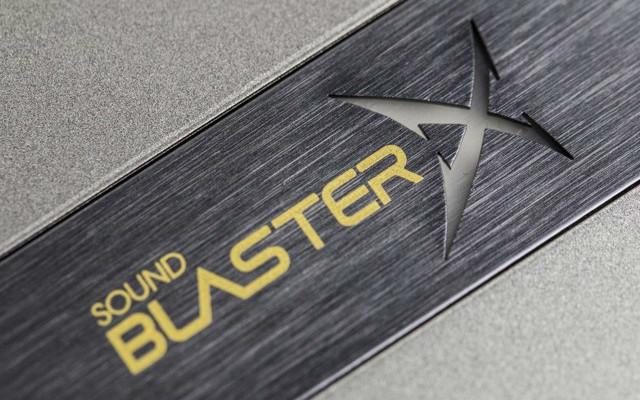 CREATIVE!科技感十足,创新Sound BlasterX G6体验