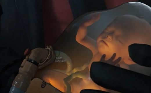 """首个""""加工婴儿""""诞生,人类离灭亡更近了一步...."""