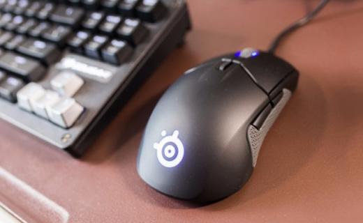 低调简约又便宜的电竞鼠标,游戏场上大杀器 — 赛睿 Sensei310 游戏鼠标体验