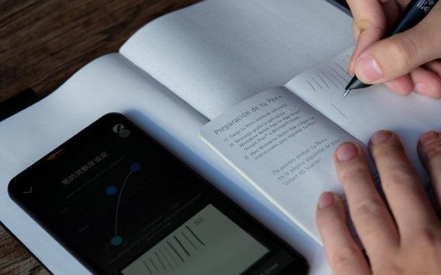 Moleskine Pen+Ellipse智能书写套装,设计师的得力助手