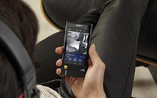 索尼NW-ZX2无损音乐播放器:两种数字滤波器再现原声品质