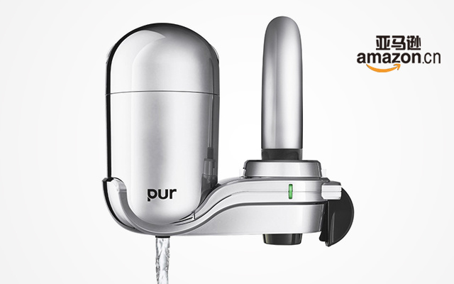 PUR FM-3700B 高级水龙头净水器