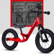 优贝比 碳纤维 滑步车
