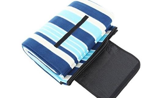 凯速高级绒面野餐垫:高品质绒面不起毛不起球,双层防水设计