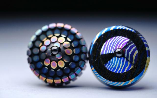 指尖陀螺竟卖6000块,除了颜值材料更是稀有 — FEGVE指尖陀螺评测