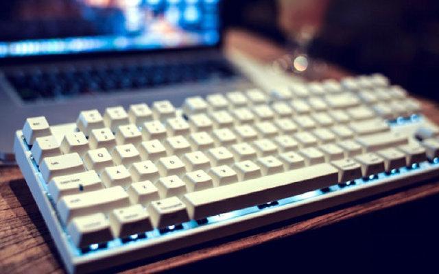 Mac终于等到你,阿米洛VA87 Mac双系统机械键盘