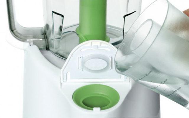 飞利浦新安怡(PhilipsAvent)SCF870/21婴幼儿辅食蒸制搅拌一体机