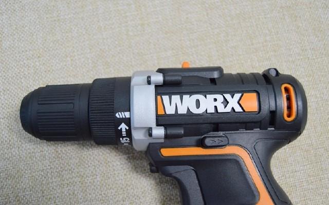 WORX威克士 WX128充电电钻工具 入手体验