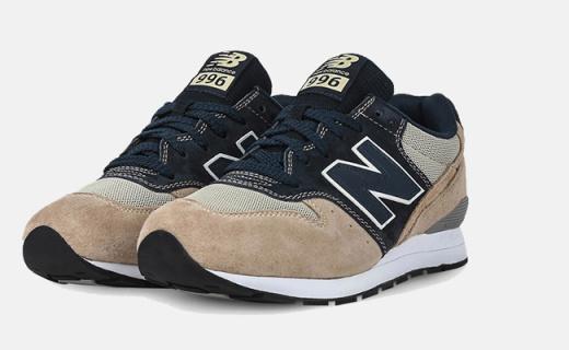 新百伦MRL996休闲鞋:复古与潮流完美结合,配色超好看