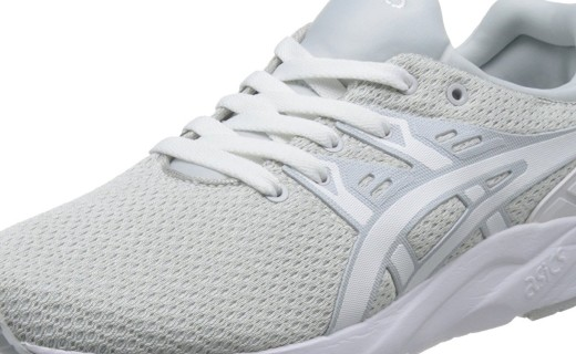 亚瑟士 TIGER休闲跑鞋:网布面料透气舒适,减震中底缓解足部疲劳