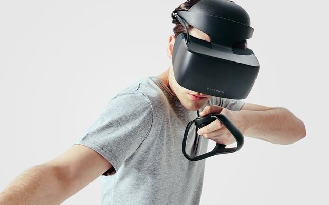 HYPEREAL新一代VR头显Pano