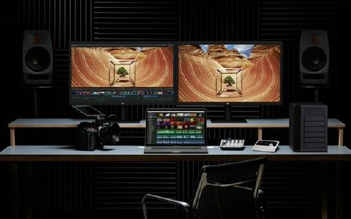 LG 5K显示器,专为新MacBook Pro而生
