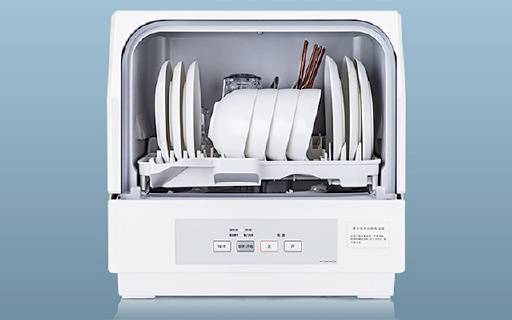 松下新款洗碗机,30cm超薄机身随意安放