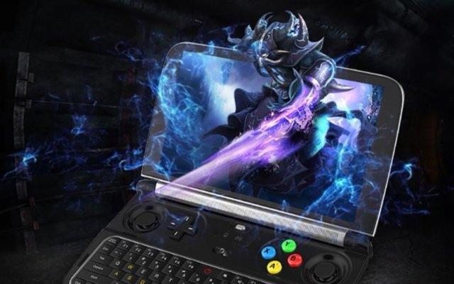 GPD WIN2 迷你掌上游戏电脑