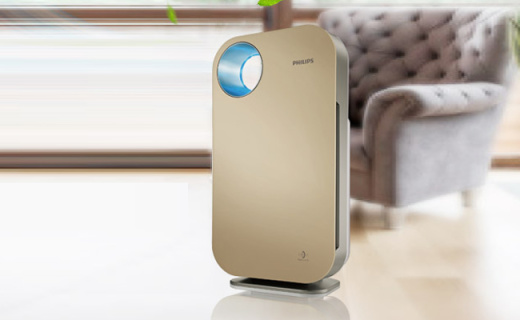飞利浦空气净化器:轻松去除空气污染源,享受畅快呼吸