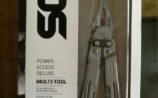 索格PA2001组合钳一一工具终结者