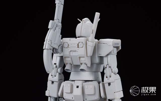 万代(BANDAI)MG1RX-78高达模型