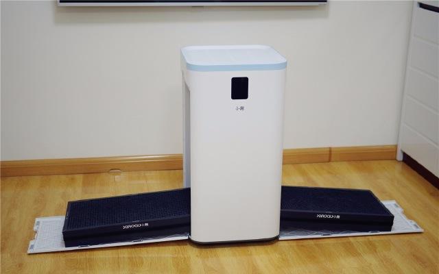 小趣空气净化器:千元的价格却有万元机性能 | 视频