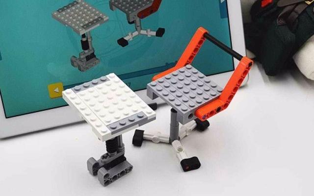 给孩子一个真正的益智玩具,米兔智能积木评测 | 视频