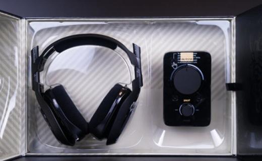 旗舰级电竞耳机—ASTRO A40潮牌抢先体验