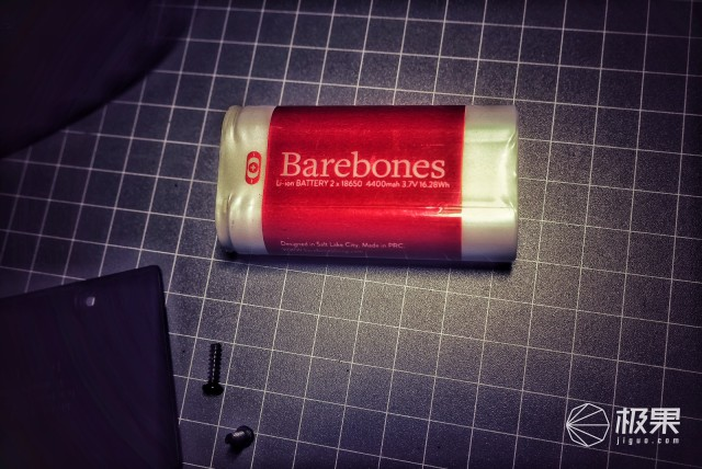 BAREBONES森林提灯