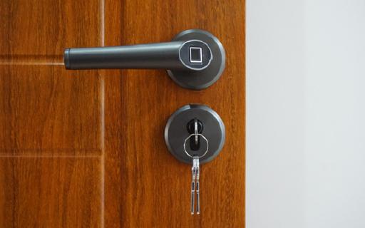 再也不用担心出门忘带钥匙,名门指纹锁体验