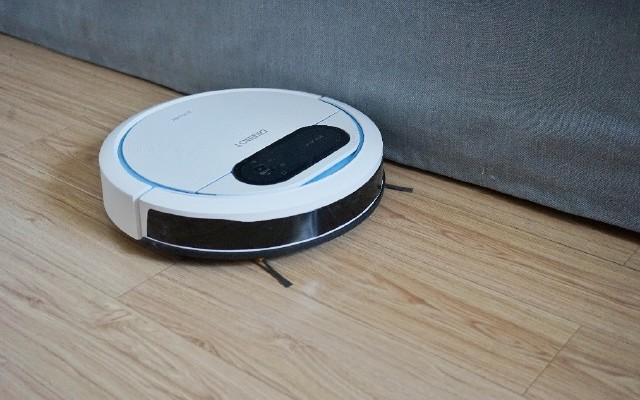 1分钟轻松上手,这个机器人让你躺着都能打扫全屋